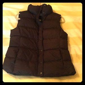 J Crew Puffer Vest